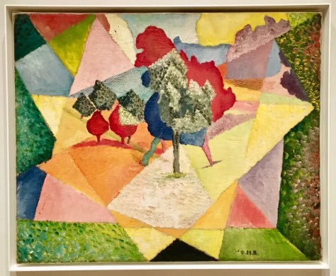 cubist landscape diego rivera photo by gail worley