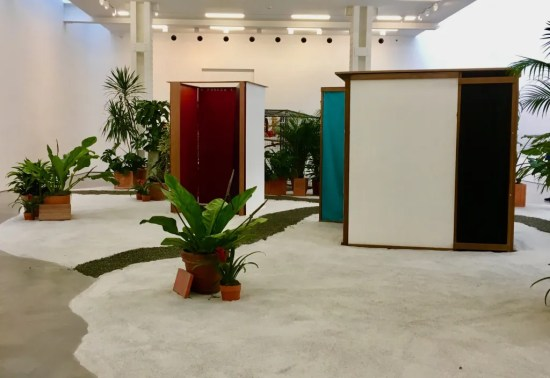 hélio oiticica installation photo by gail worley