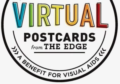 postcards from the edge signage