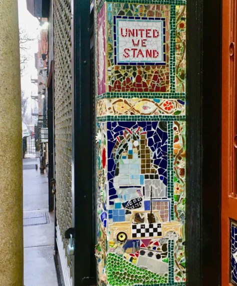 united we stand mosaic photo by gail worley