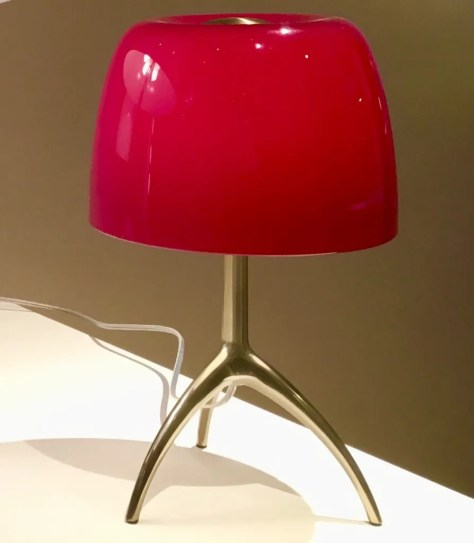lumière table lamp photo by gail worley