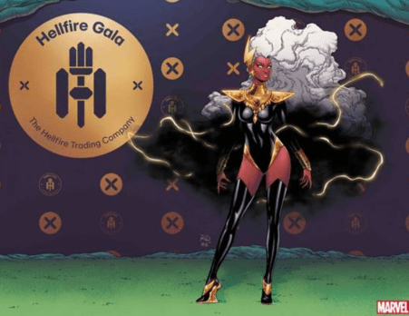 Hellfire Gala Promo