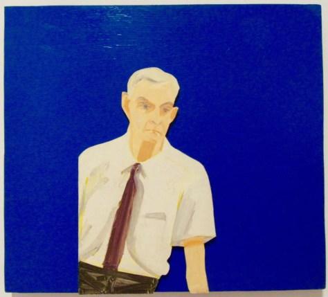 edwin blue series by alex katz photo by gail worley