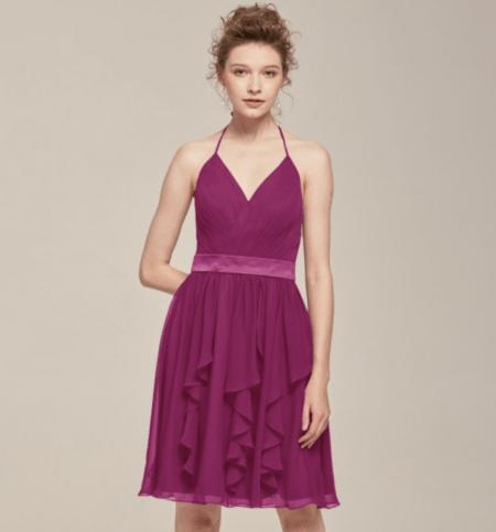 Bridesmaid Slip Dress