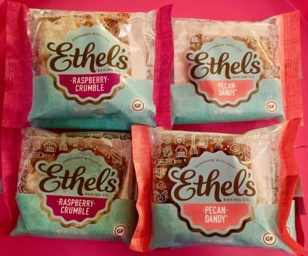ethels dessert bars packaging photo by gail worley