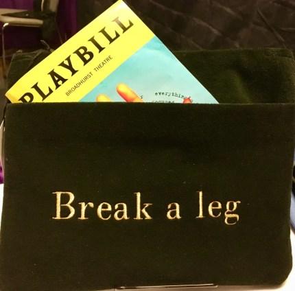 break a leg photo by gail worley