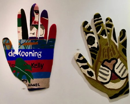 rug hands by mary finlayson photo by gail worley