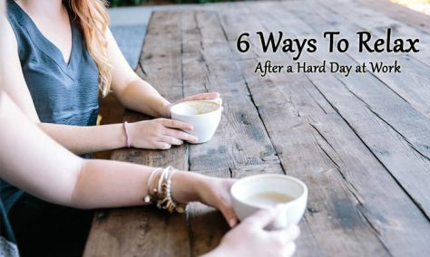 6 ways to relax