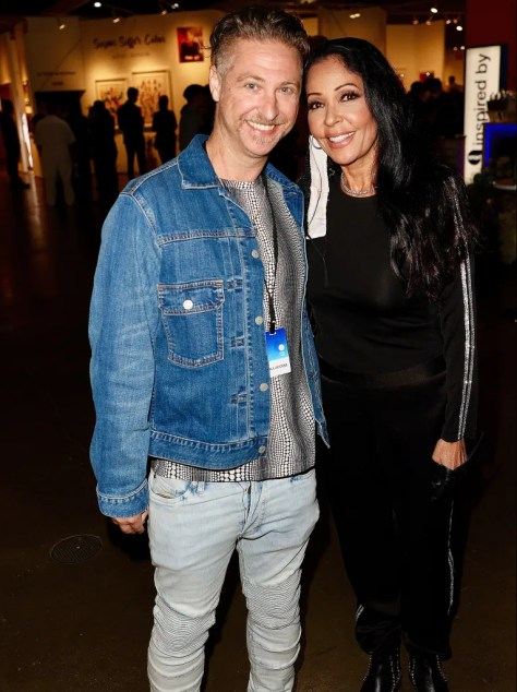 g and apollonia photo by kevin winter