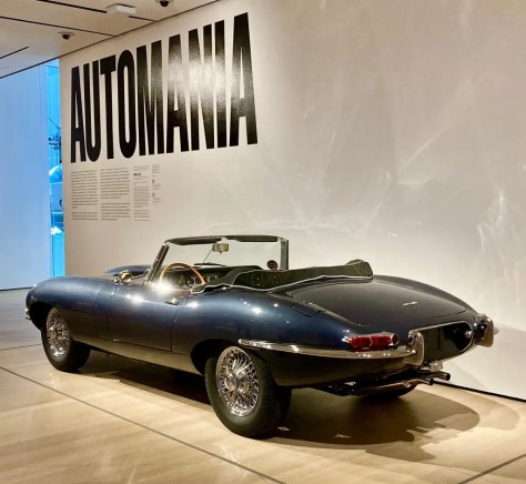 jaguar e type roadster photo by gail worley