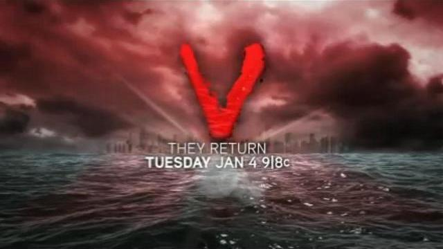 V Series returns January 04 2011 in Red Rain!