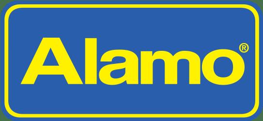 Le logo d'Alamo