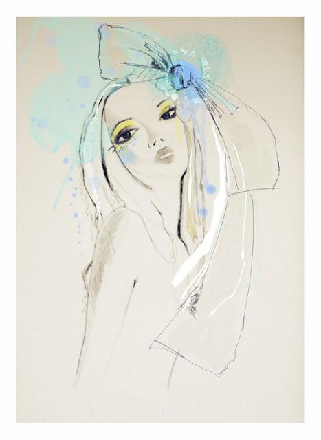 Fashion Illustration: Lola Donoghue
