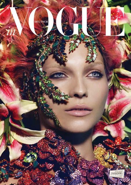 Swarovski for Vogue Germany