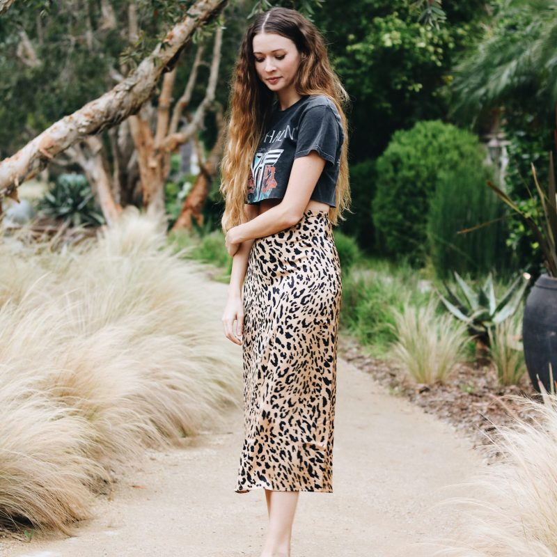 Trend Obsession: Leopard Skirts (& What To Wear With Them)