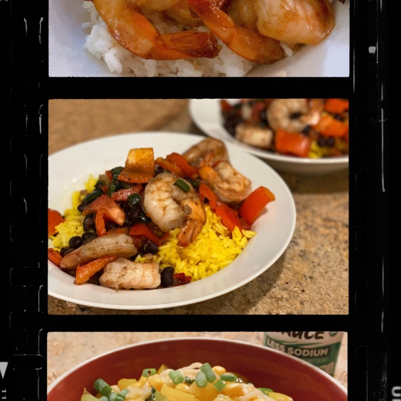 Weekly Menu- Dinner Ideas