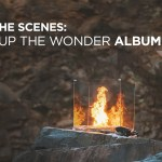 Behind the Scenes: Wake Up the Wonder Album Art