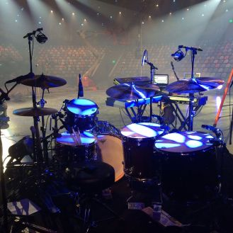 Drum Setup - Elevation Worship - There Is A Cloud