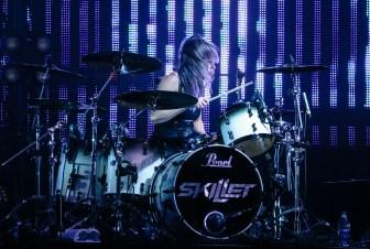 Jen Ledger - worship drummer
