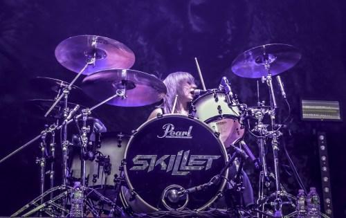 Jen Ledger - Skillet