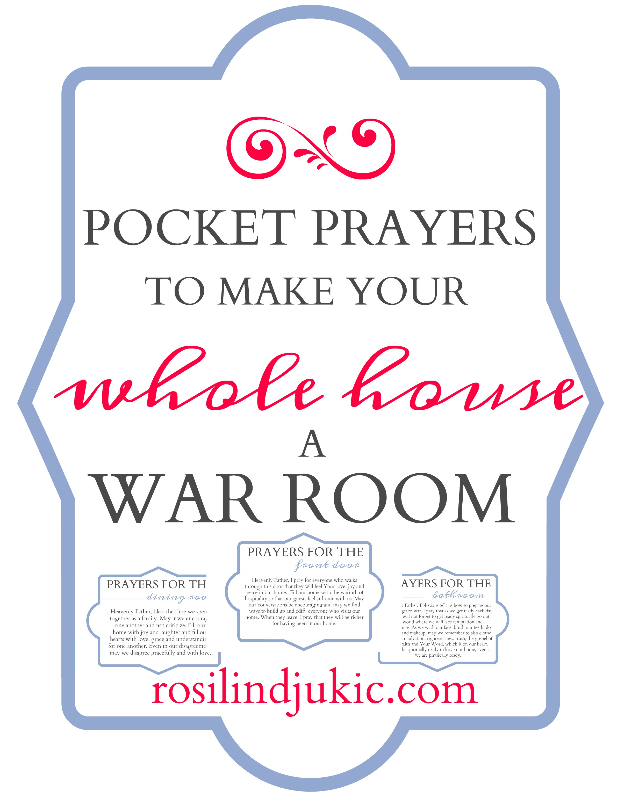 1 Way Your Home Can Become A War Room
