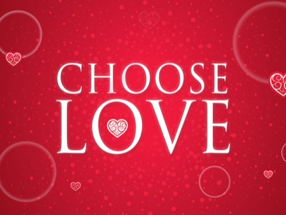 Choose Love Hyper Pixels Media WorshipHouse Media