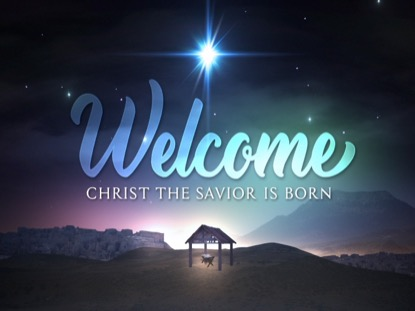 Christmas Savior Savior Welcome Life Scribe Media