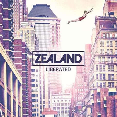 Liberated album cover