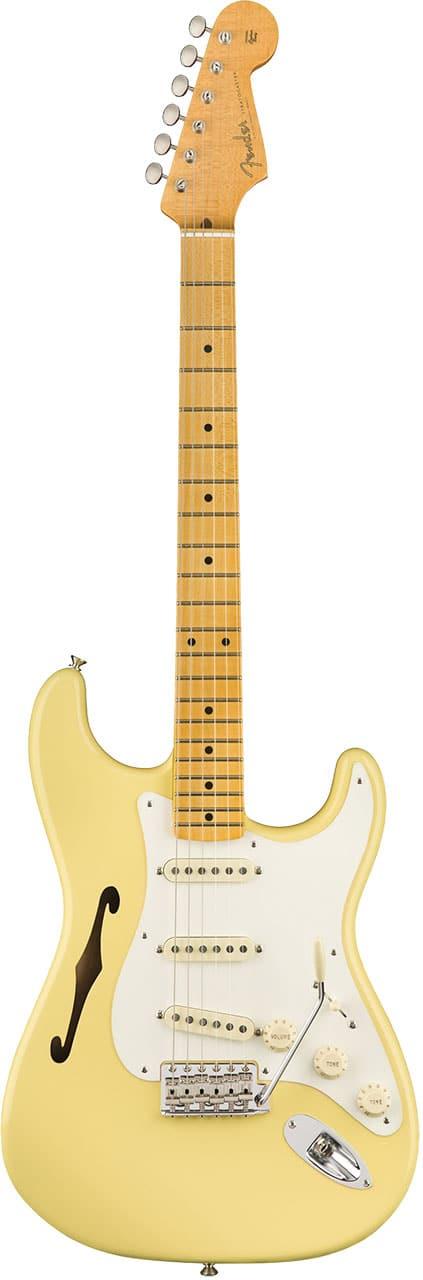 Fender Eric Johnson Thinline Stratocaster