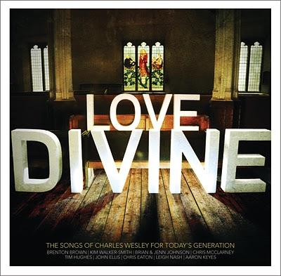 Love Divine - Cover