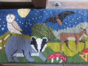 animals stitchery Warminster