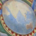 world - Deptford mural