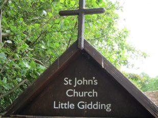 St John's, Little Gidding, UK
