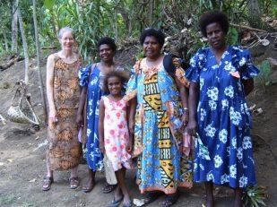 50th Anniversary, National Women's Fellowship Gathering, North Ambae, Fiji