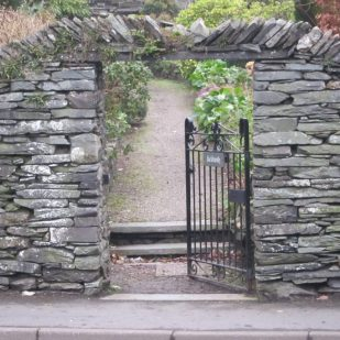 Entry, Ambleside, Cumbria UK, by Ana Gobledale