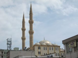 Mosque, Turkey -- Ana Gobledale