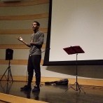 Lech Lecha talking about Christian hip hop dance