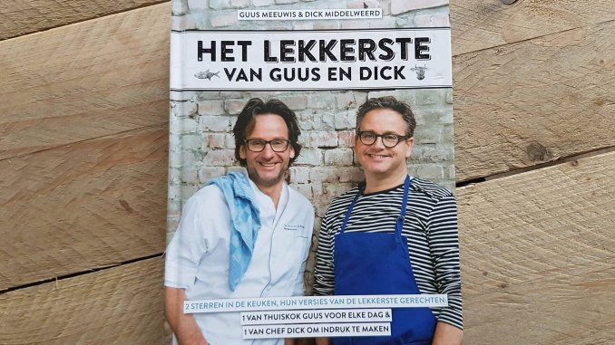 guus en dick kookboek
