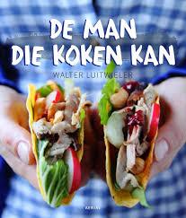 Cover De man die koken kan voor foodie verlanglijstje