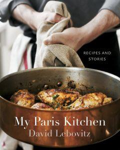 Cover My Paris Kitchen van David Lebovitz voor op het foodie verlanglijstje