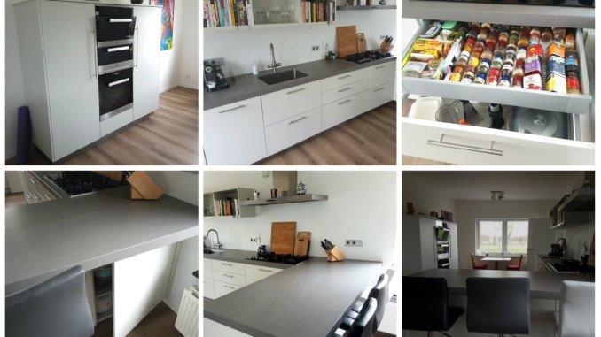 collage foto's keuken kopen tips