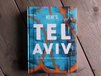 Cover kookboek Neni's Tel Aviv