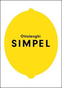 Cover kookboek Simpel van Ottolenghi