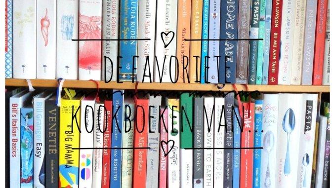 De favoriete kookboeken van Jeanette van de Lindt