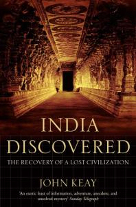 Book Recommendation: India Discovered by John Keay