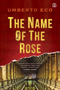 Short Book Review: The Name of the Rose by Umberto Eco