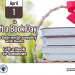 Are you gifting a book for Gift a Book Day 2016? Let us know!