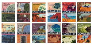Short Book(s) Review: Inspector Montalbano series by Andrea Camileri