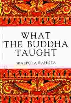 WHAT BUDDHA TAUGHT PDF