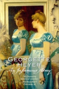 An Infamous Army by Georgette Heyer